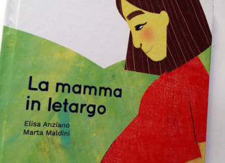 copertina de La mamma in letargo