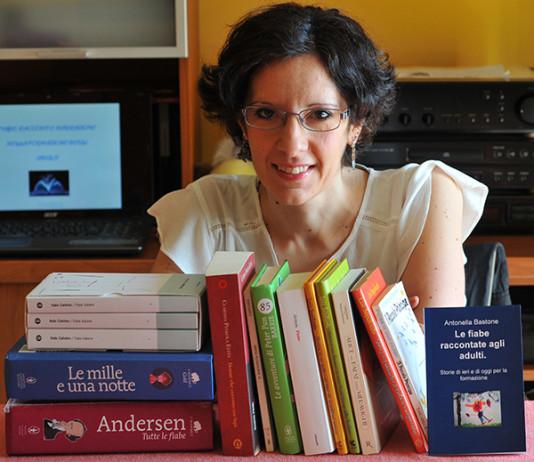 Antonella Bastone intervista sulle fiabe