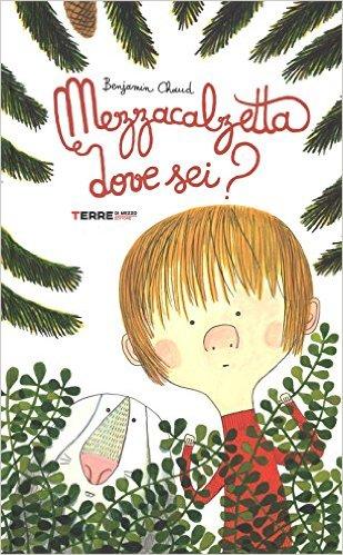 copertina di Mezzacalzetta
