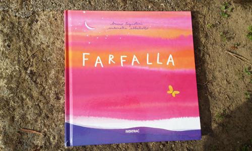 copertina di Farfalla