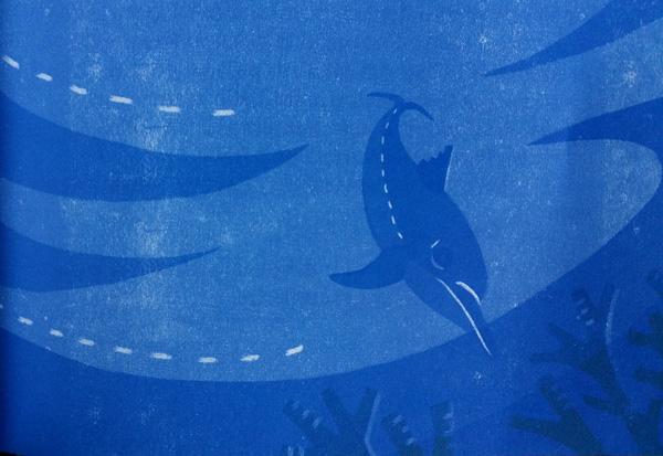 il delfino affonda