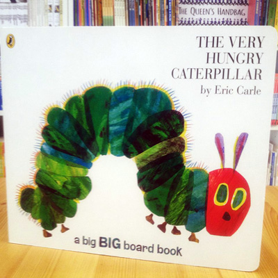 The very hungry caterpillar - 1