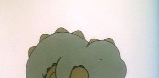 copertina di Rory il dinosauro e il suo papà