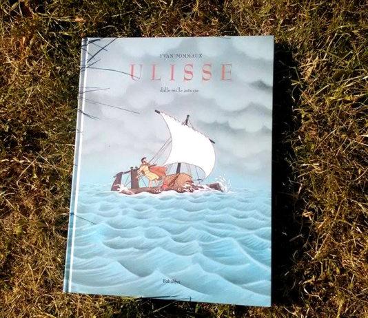 Copertina di Ulisse dalle mille astuzie