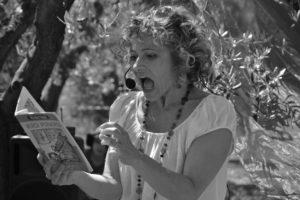 Allessia Canducci legge Dahl