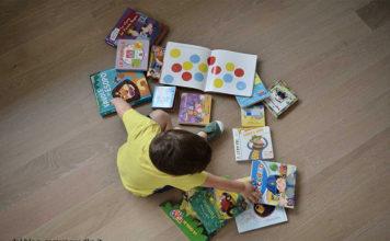 come abituare i bambini alla lettura condivisa
