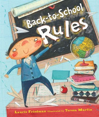 Back to school rules cover