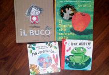 4 libri coi buchi da sperimentare