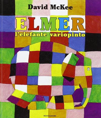 copertina di Elmer