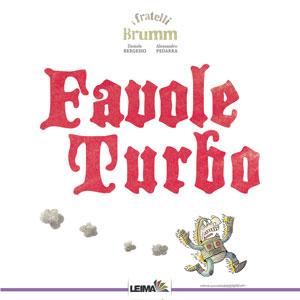 copertina di Favole Turbo