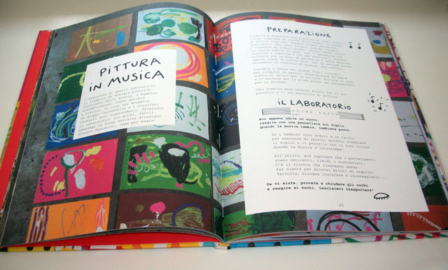 laboratorio Pittura in Musica