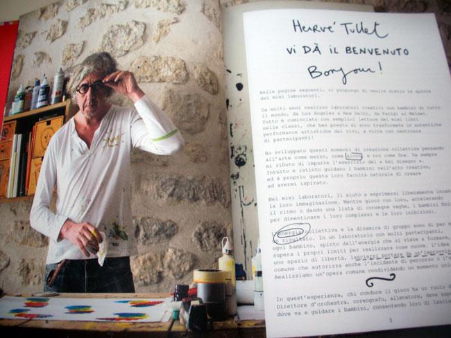 Introduzione di Herve Tullet