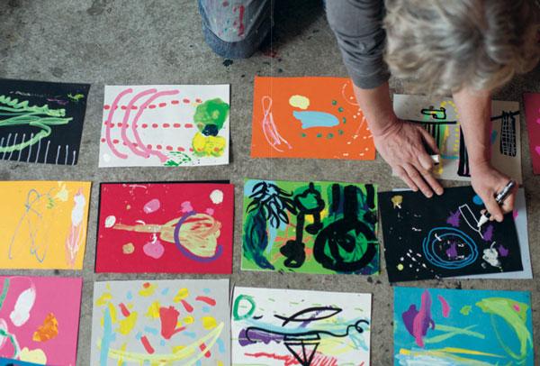 Ben noto La fabbrica dei colori - I laboratori di Hervé Tullet EO69
