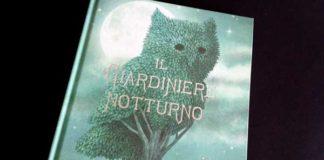 copertina de Il Giardiniere Notturno