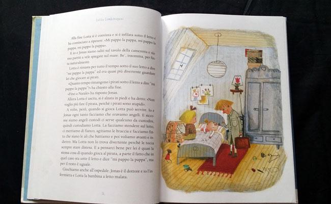 pagine interne del libro Lotta Combinaguai