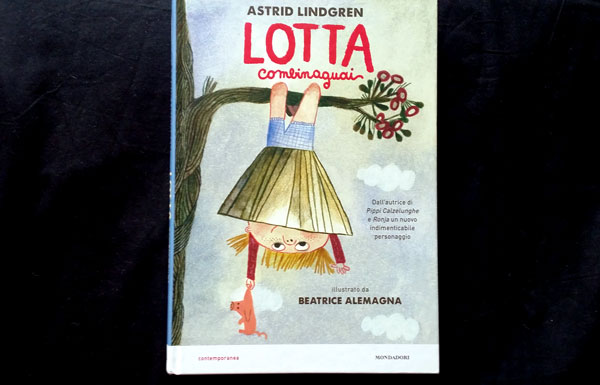 la copertina di Lotta Combinaguai