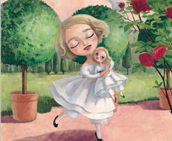 sophie e la bambola