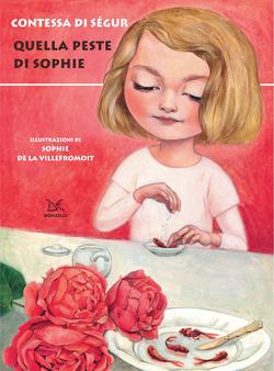 copertina di Quella peste di Sophie