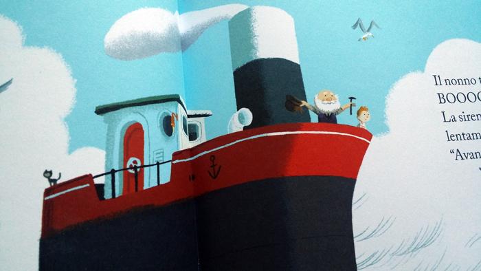 la grande barca