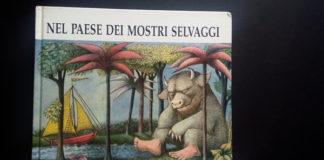 la copertina di Nel paese dei mostri selvaggi
