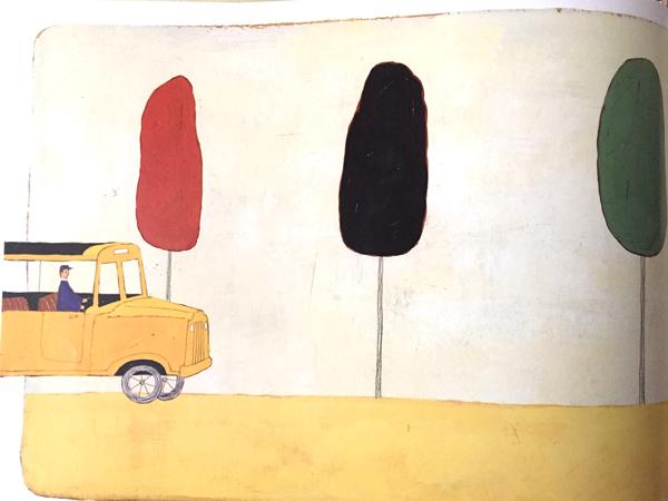 autobus giallo
