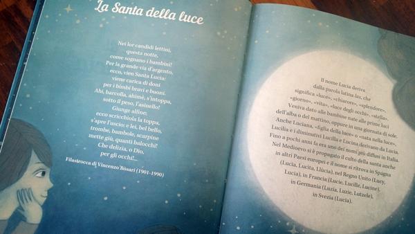 La Notte Di Santa Lucia Un Libro Sulla Santa Della Luce
