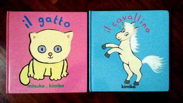 I libri di Kimiko