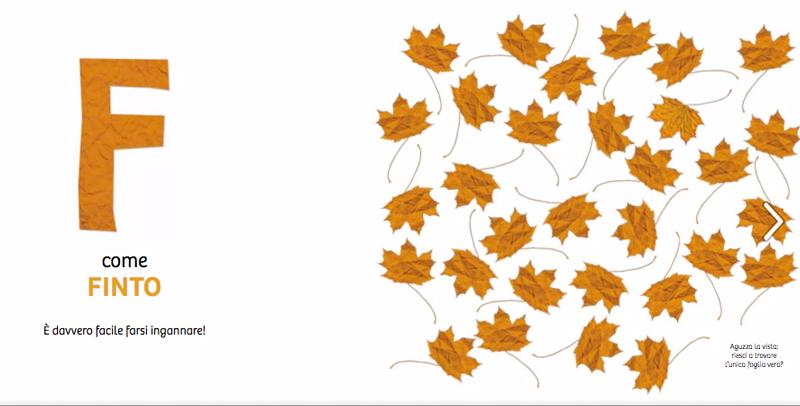 F come foglie