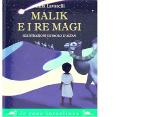 Malik e i re magi copertina