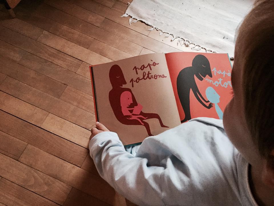 papà lettore