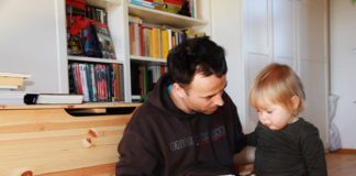 Piero legge a Luka