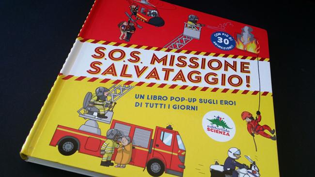 SOS Missione Salvataggio copertina