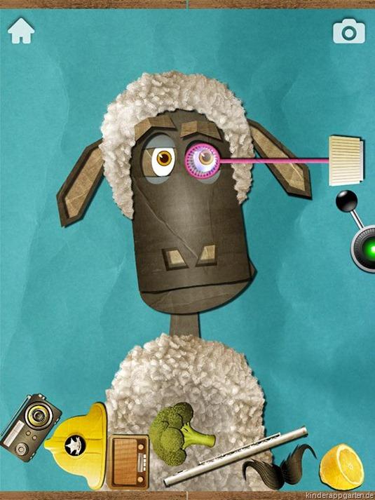 la pecora perplessa