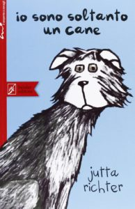 copertina di io sono soltanto un cane
