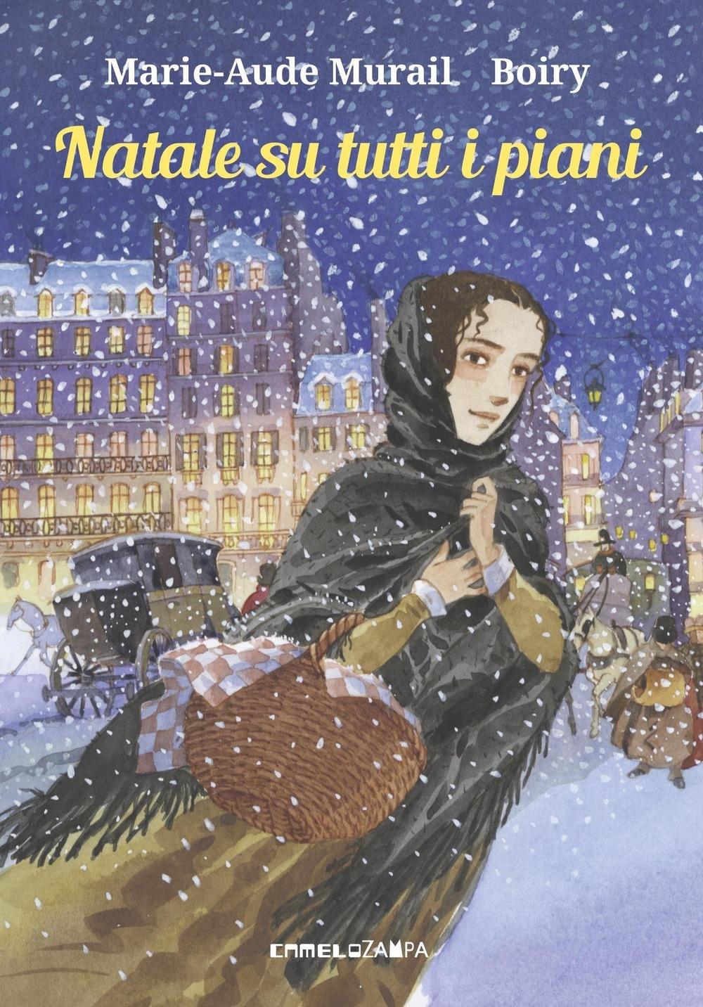 copertina di Natale su tutti i piani
