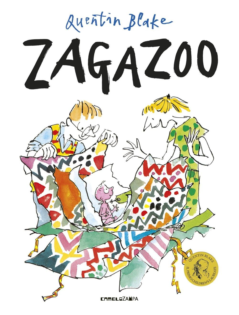 copertina di Zagazoo