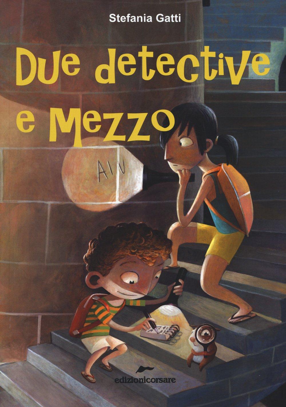 copertina di Due detective e mezzo