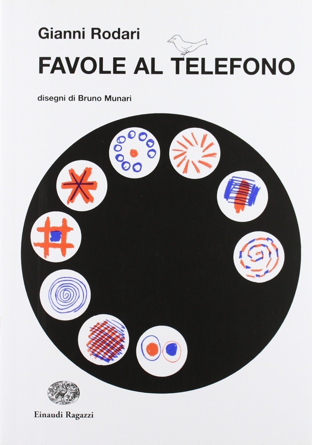 copertina di Favole al telefono