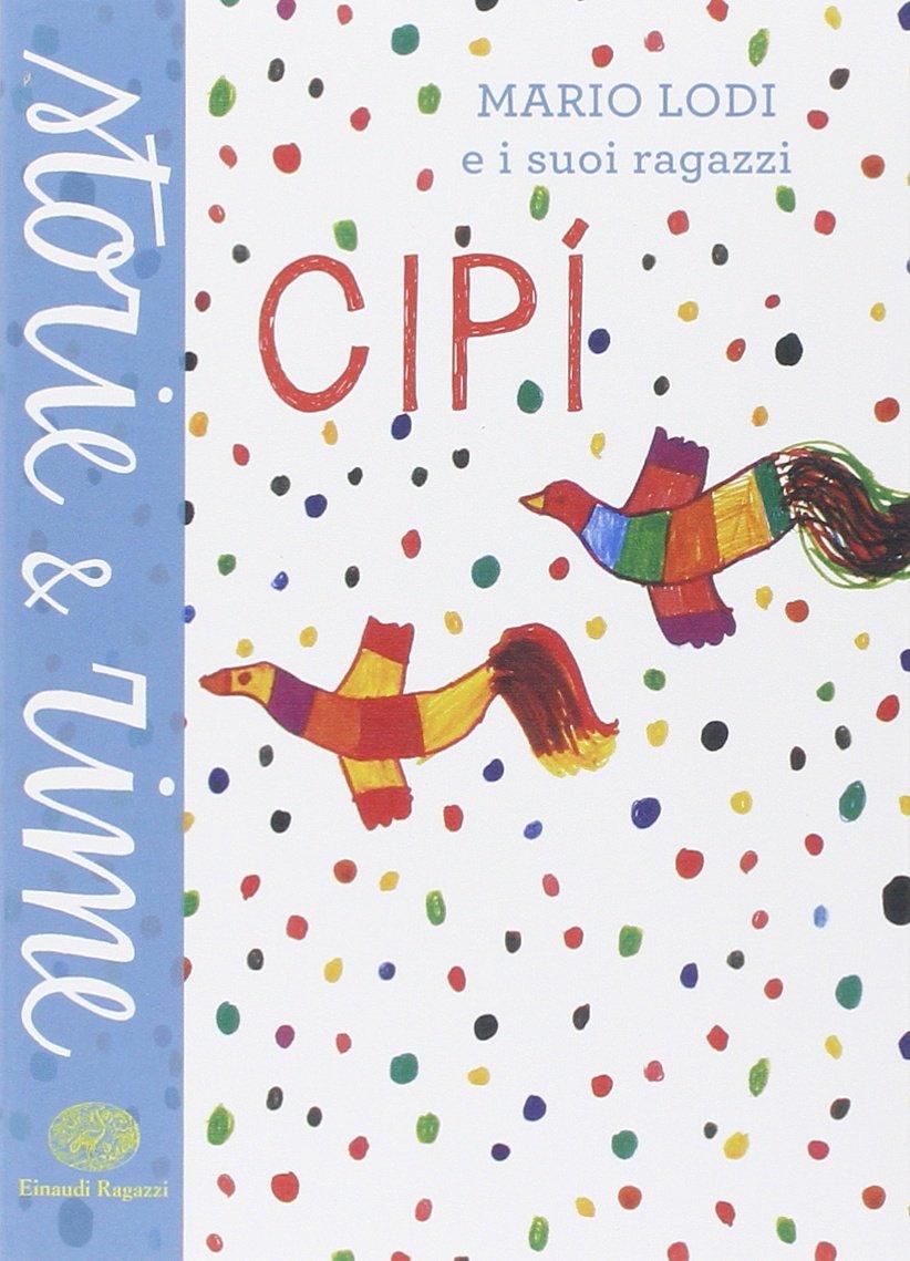 copertina di Cipì