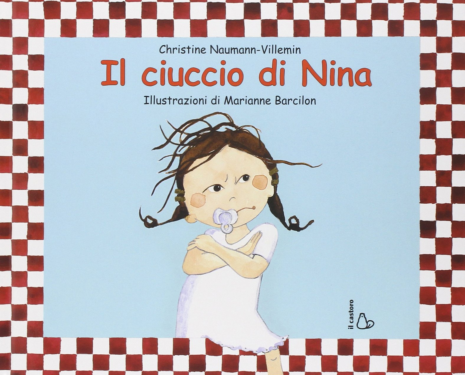 copertina de Il ciuccio di Nina