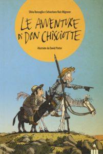 copertina di le avventure di Don Chisciotte