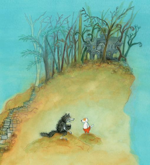 Lupo e Cane si parlano