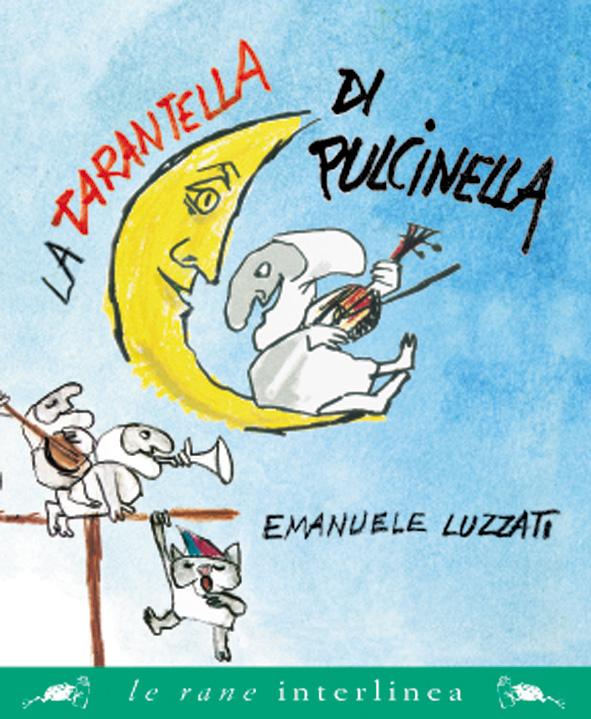copertina La tarantella di Pulcinella