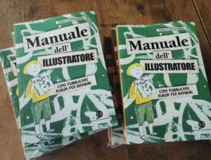 Manuale dell'illustratore di Anna Castagnoli