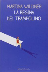 copertina di La regina del trampolino