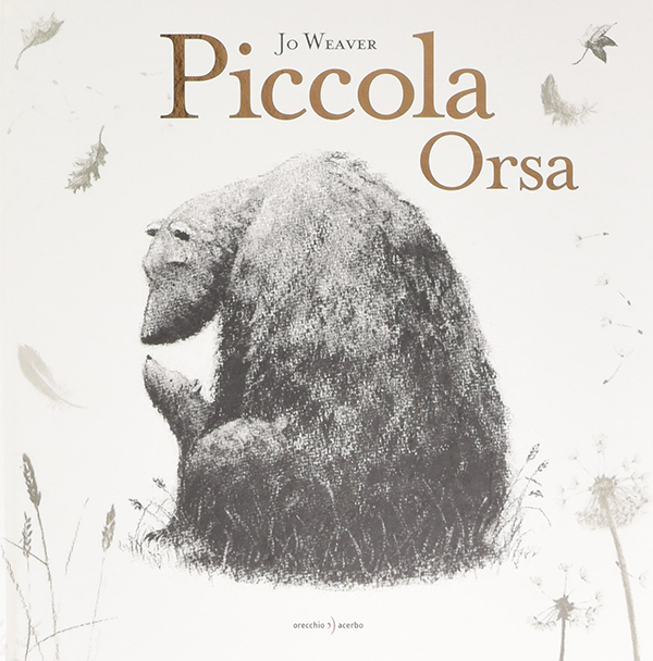 copertina di piccola orsa