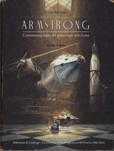 copertina Armstrong