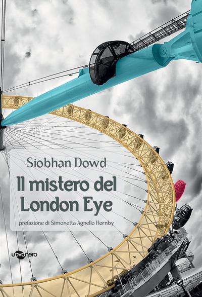 copertina de Il mistero del London Eye
