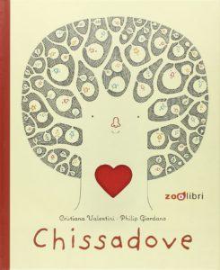 copertina di Chissadove