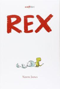 copertina di Rex